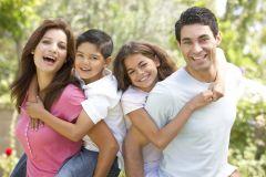 Happy Family - Ilustrasi