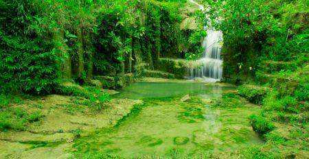 Air Terjun Lepo Yogyakarta