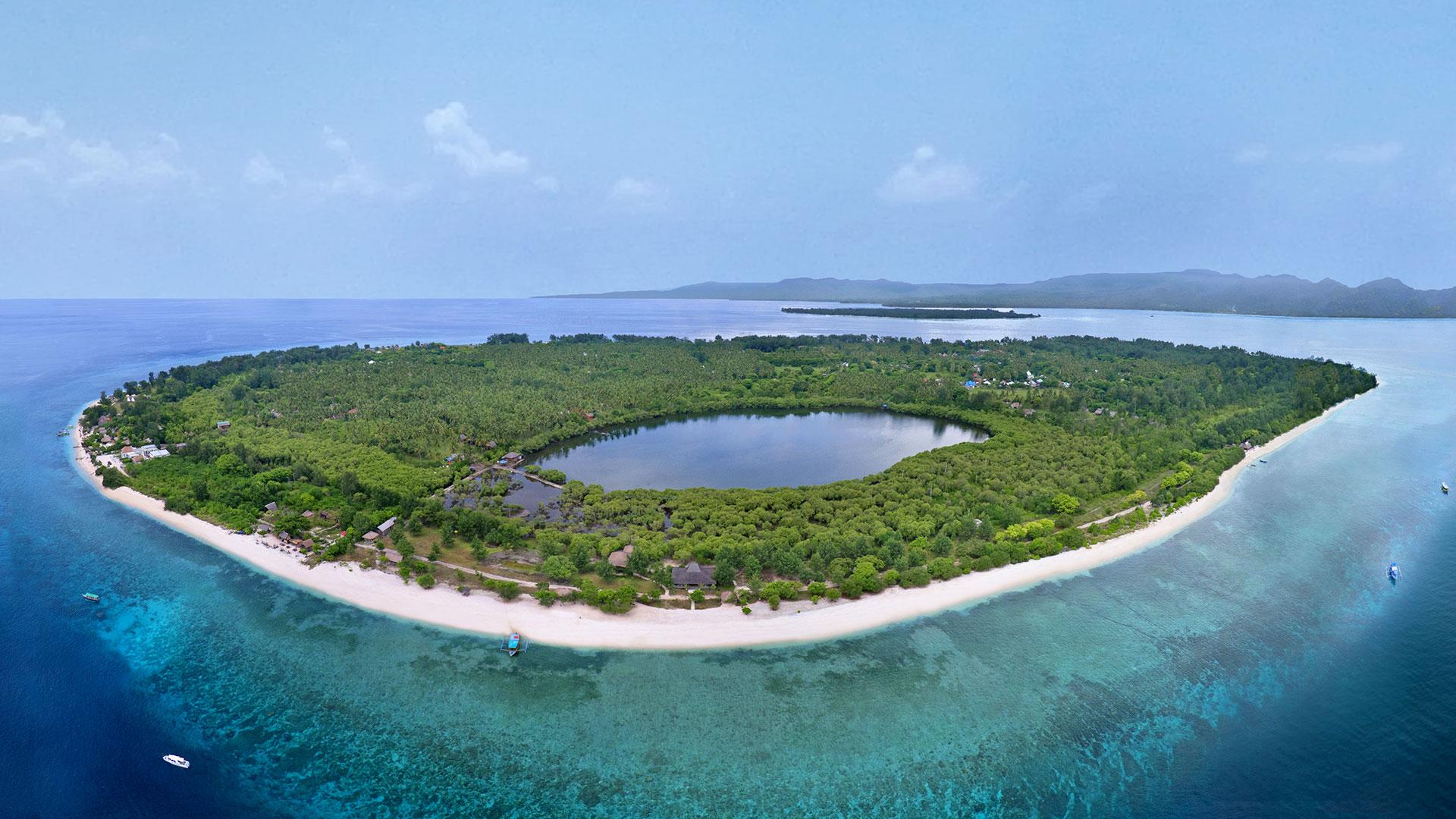 gili meno keajaiban pulau kecil di lombok nusa tenggara