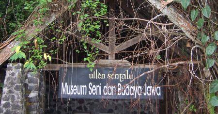 Museum Ullen Yogyakarta