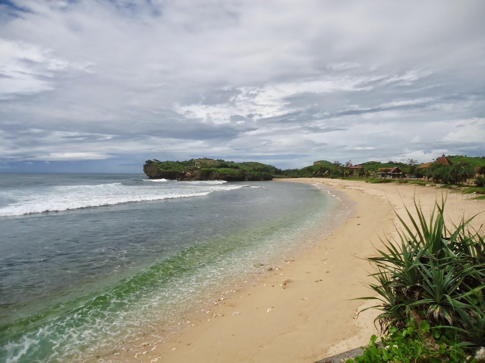 Pantai Slili Cantiknya Pantai Kecil Di Yogyakarta Yogyakarta