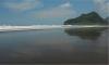 Pantai Suwuk Melihat Gagahnya Pesawat Boeing 737 di Kebumen Jawa Tengah