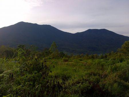 Gunung Tandikat Tempat Asyik Untuk Berpetualang di Sumatera Barat
