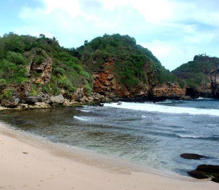 Pantai Krokoh Yogyakarta