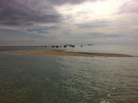 Pulau Segajah Kalimantan Timur