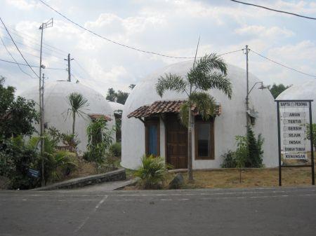 Rumah Dome Yogyakarta