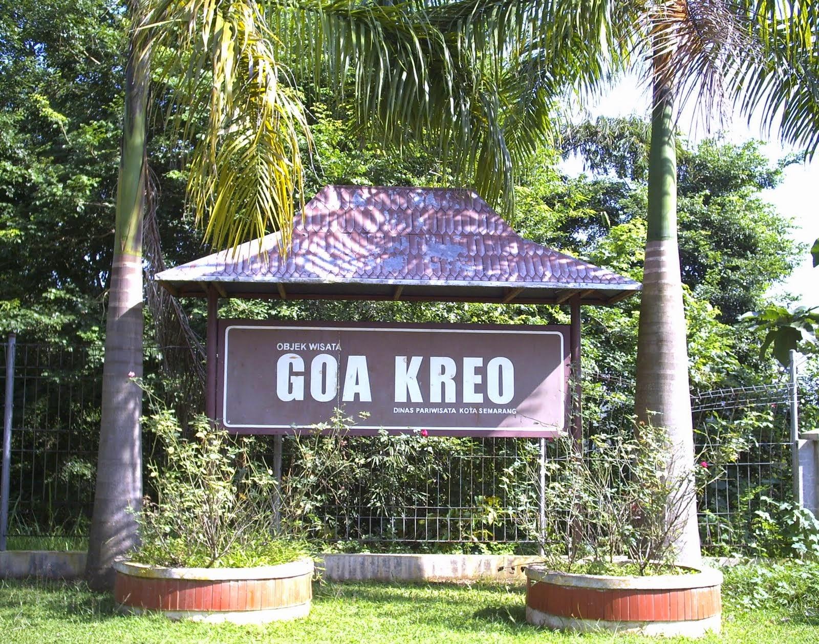 Goa Kreo Petilasan Sunan Kalijaga di Jawa Tengah - Jawa Tengah