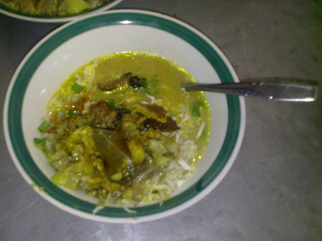Nasi Becek Makanan Tradisional Terkenal Di Nganjuk Kuliner