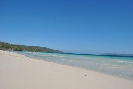 Pantai Nirwana Sulawesi Tenggara