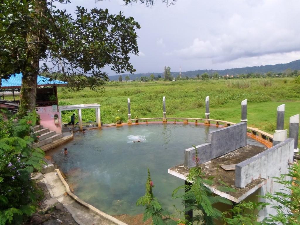 Pemandian Air Soda Keunikan Mata Air di Tarutung Sumatera Utara