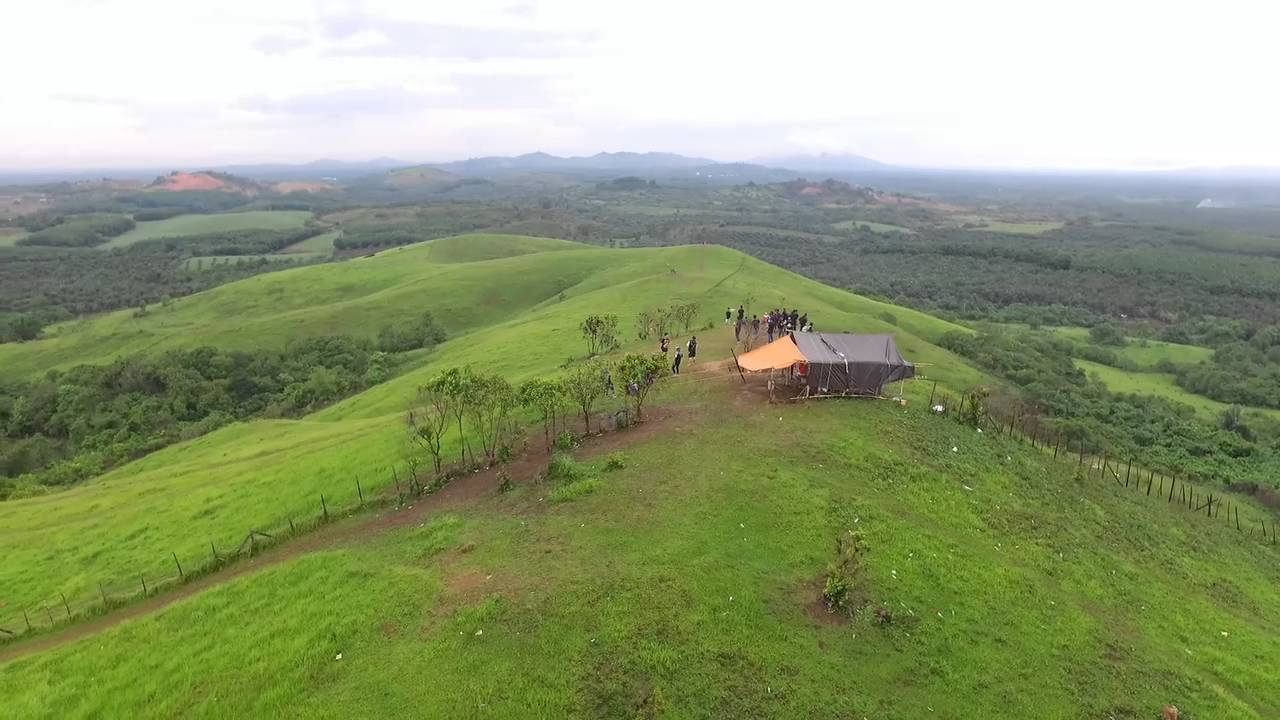 Bukit Rimpi Kalimantan Selatan