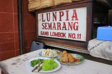 Lumpia Gang Lombok Semarang