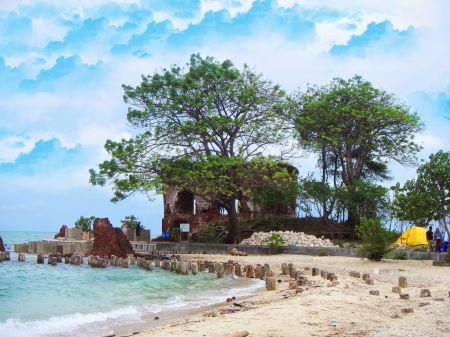 Pulau Kelor Jakarta