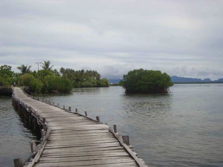Pulau Osi Maluku