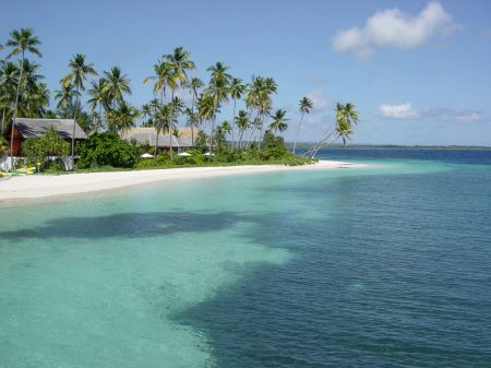 Pulau Wangi-Wangi Sulawesi Tenggara