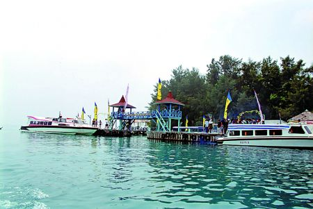 Pulau Sepa Jakarta