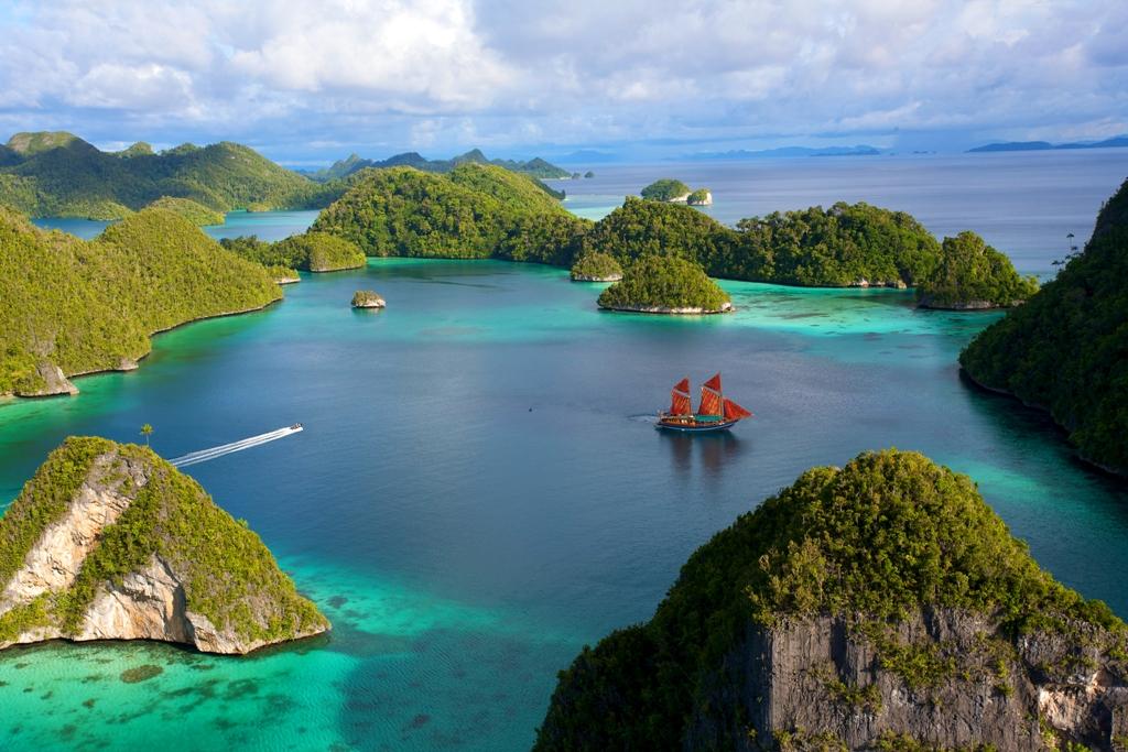 Wisata Ke Kepulauan Arwah