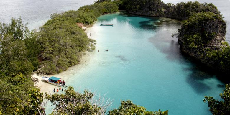 5 Tempat Wisata Pulau Cantik Di Raja Ampat Papua Barat Papua Barat