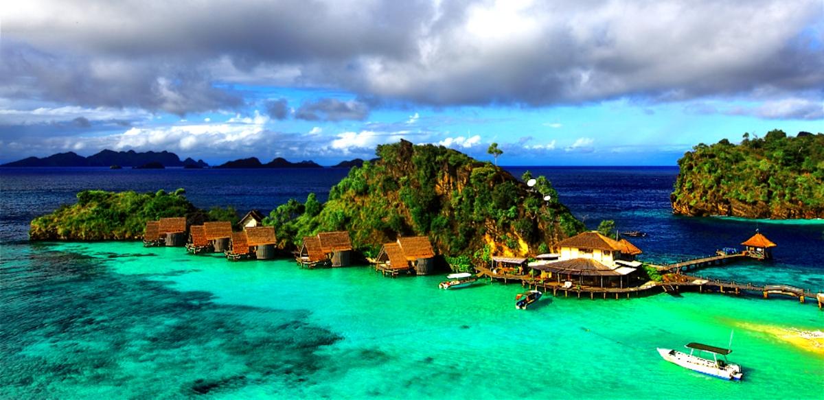 Hasil gambar untuk pulau salawati