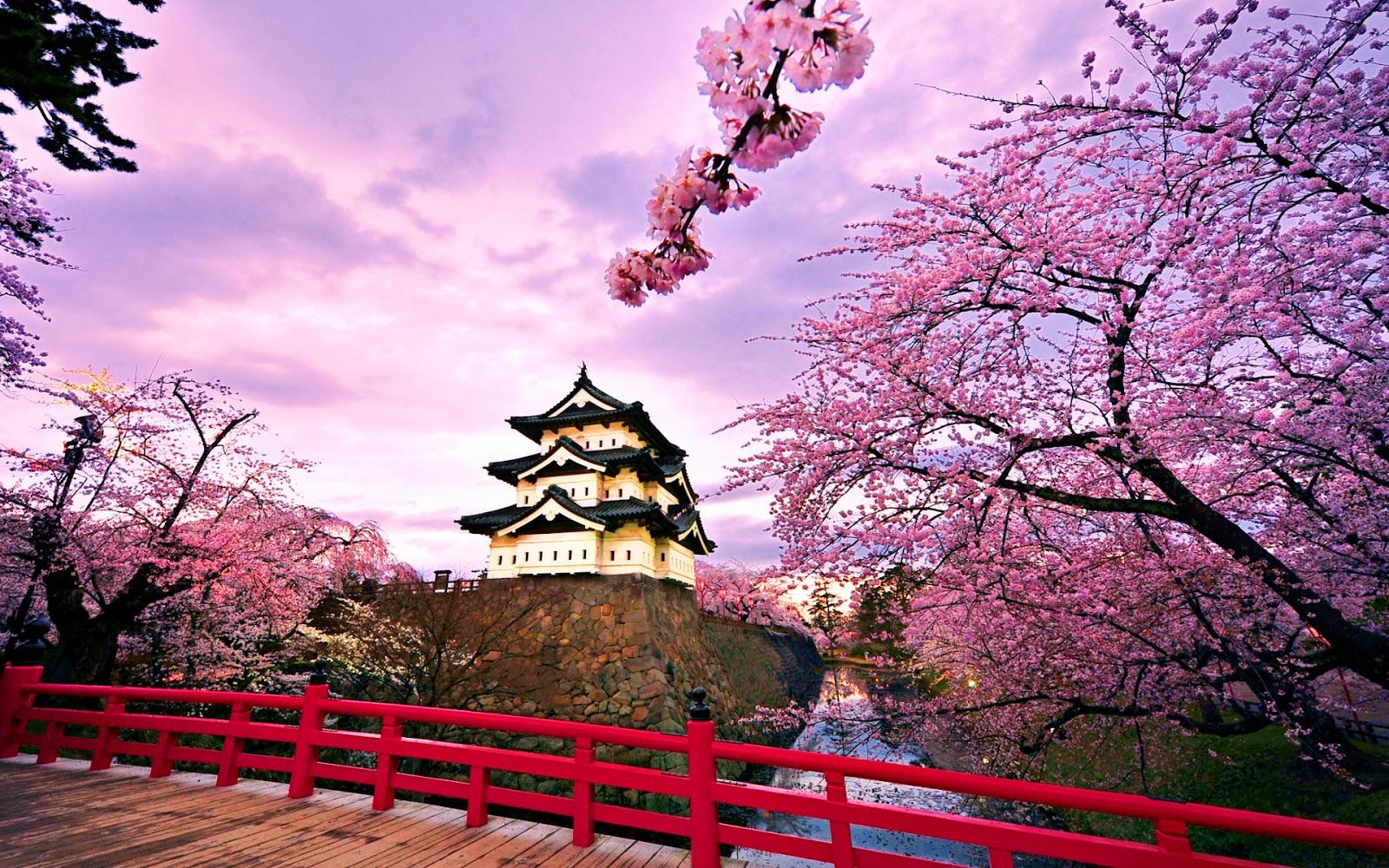 Pemandangan Di Jepang