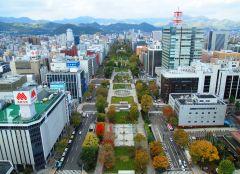 Oddori Park, Sapporo