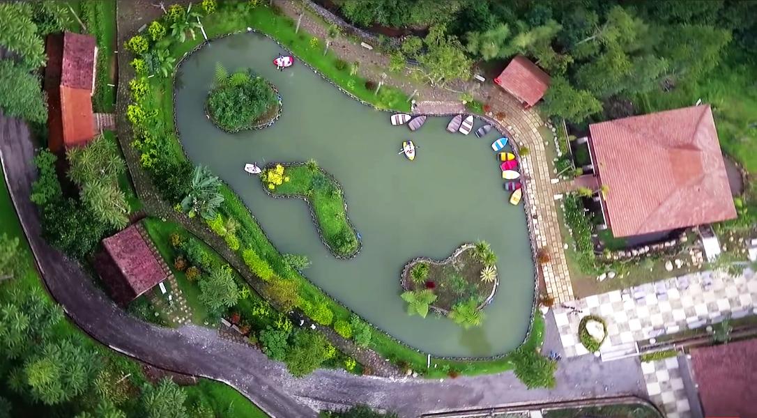 Dago Dream Park Salah Satu Wisata Populer Di Bandung Jawa