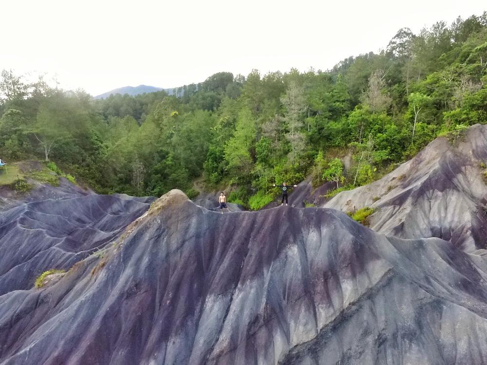 Gumuk Pasir Toraja Gundukan Bukit Dari Pasir Di Sulawesi Selatan Sulawesi Selatan