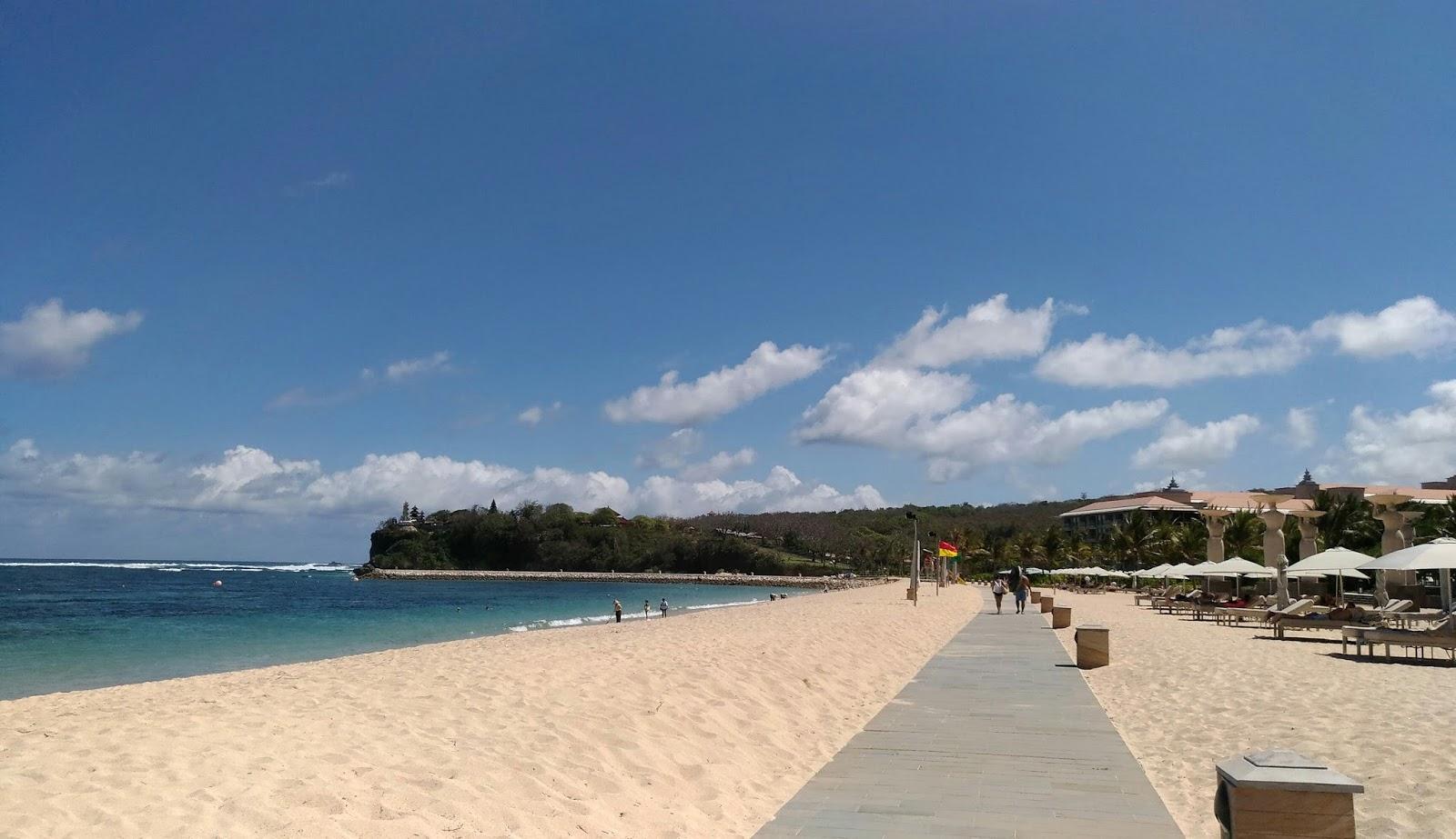 Pantai Geger Pantai Pasir Putih Yang Tenang Di Bali Bali