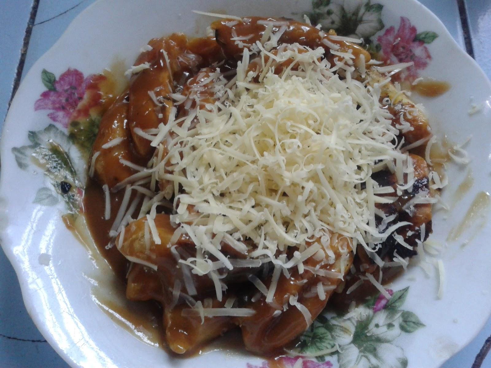 Pisang Gapit Legitnya Kuliner Kalimantan Timur Kuliner Balikpapan