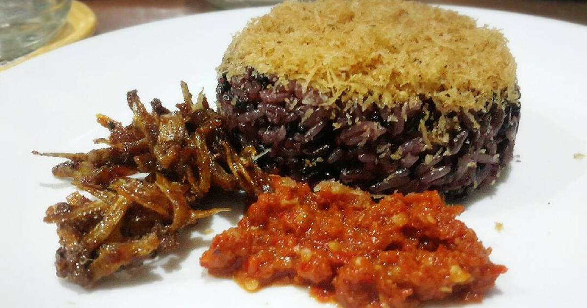 Songkolo Bagadang Kuliner Tengah Malam di Makassar