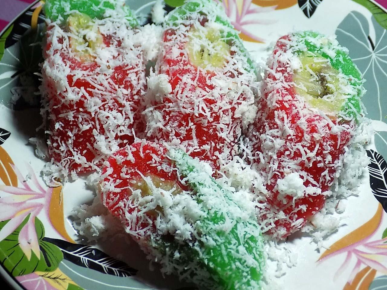 Putri Noong Kue Tradisional Bandung Yang Digemari Kuliner Bandung
