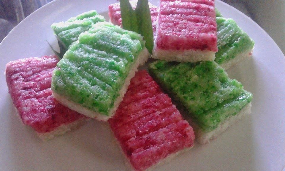 Kue Awuk Awuk Jajanan Legit Khas Jawa Tengah Kuliner Jawa