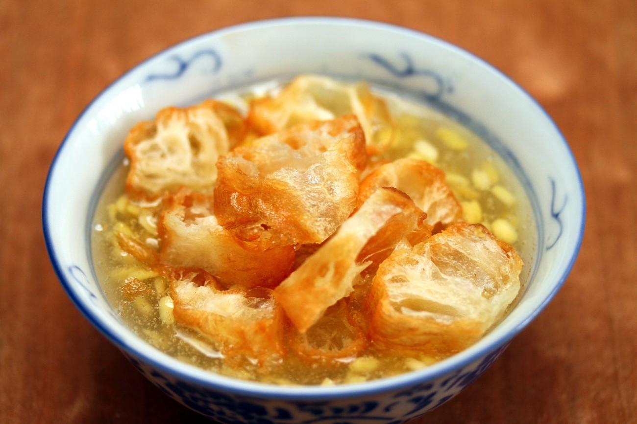 Lek Tau Suan Makanan Tionghoa Khas Pontianak - Kuliner Pontianak