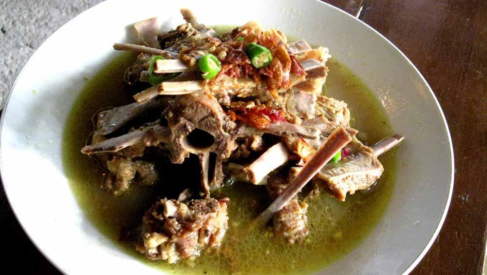 Tengkleng Gajah Kelezatan Berlipat Kuliner Yogyakarta - Yogyakarta