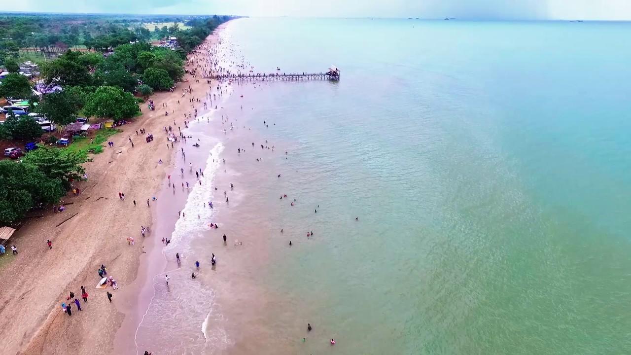 5 Tempat Wisata Pantai Mempesona Di Kalimantan Selatan Kalimantan