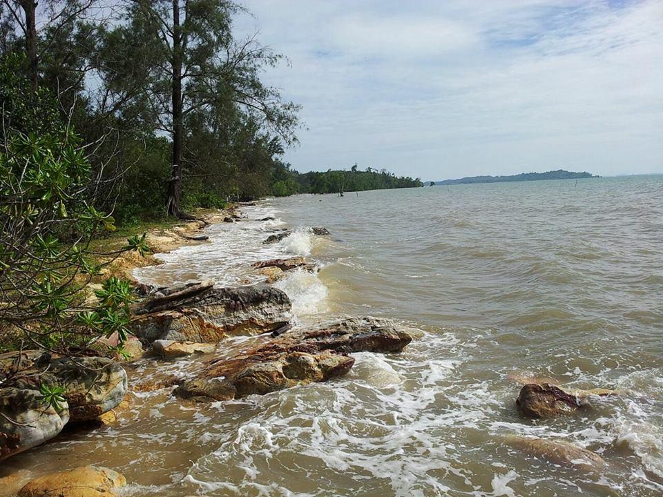 pantai mawar kepulauan riau - Tempat Wisata Paling Indah di Kepulauan Riau