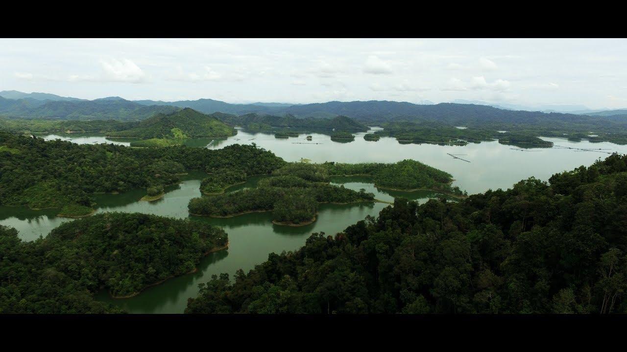 Ulu Kasok Pesona Tempat Wisata Raja Ampatnya Sumatera di Riau - Riau