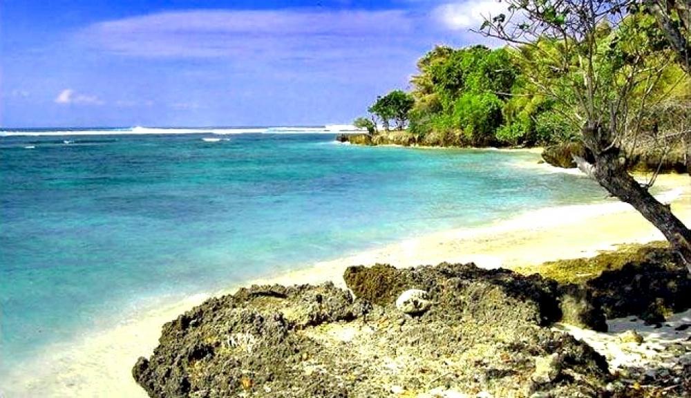 Pantai Plengkung Keindahan Memukau di Banyuwangi Jawa Timur - Jawa ...