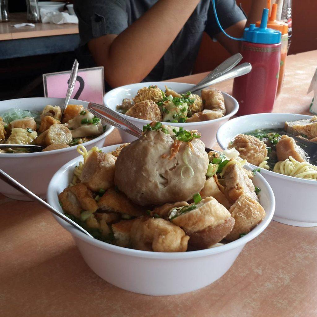 Bakso Damas Tempat Wisata Kuliner Malang Yang Banyak