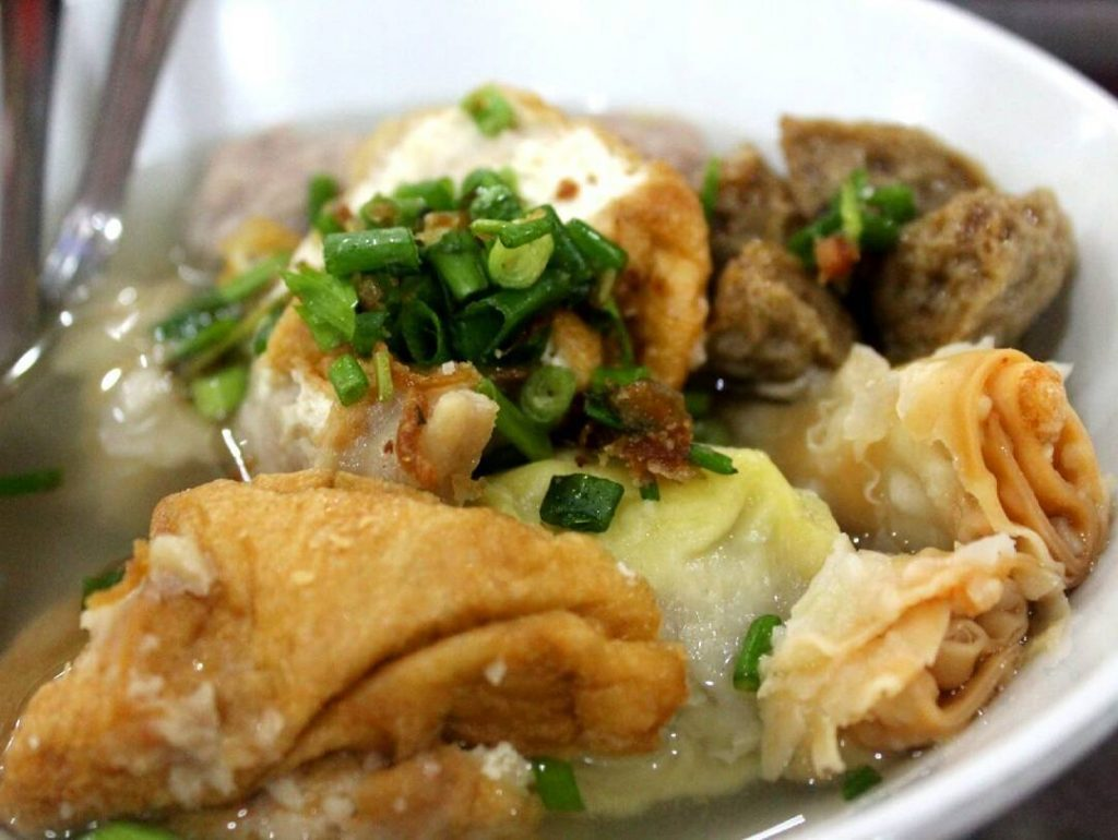 Bakso Kota Cak Man Tempat Wisata Kuliner Berbeda Di Malang