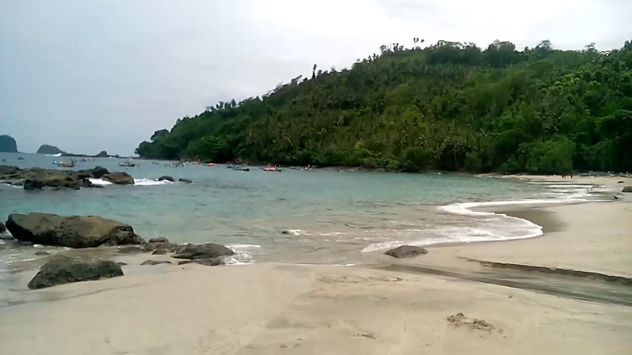Pantai Ngampiran Tempat Wisata yang Tersembunyi di ...