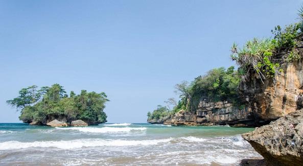 Pantai Pelang Tempat Wisata Yang Indah Di Trenggalek Jawa Timur