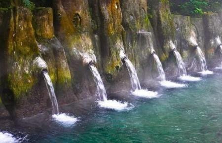 Pemandian Air Panas Guci Tempat Wisata Yang Unik Di Tegal