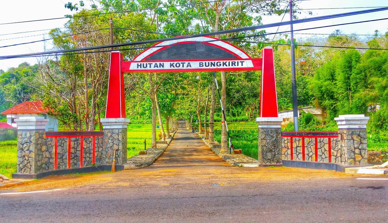 Hutan Kota Bungkirit Yang Mengagumkan di Kuningan Jawa Barat ...