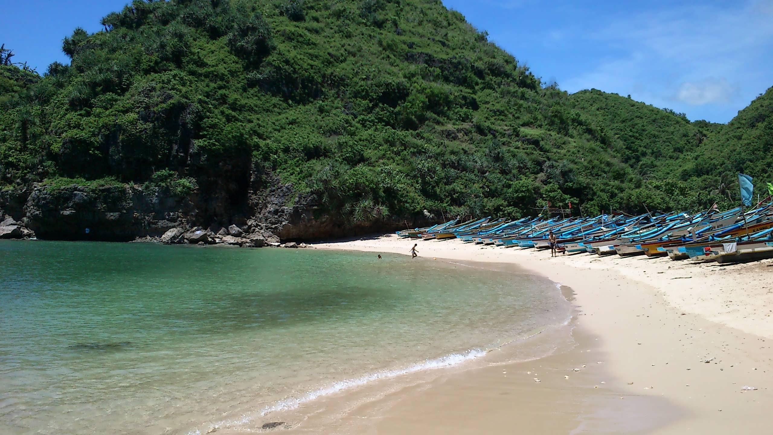 620+ pantai dengan pemandangan indah di gunung kidul Terbaru