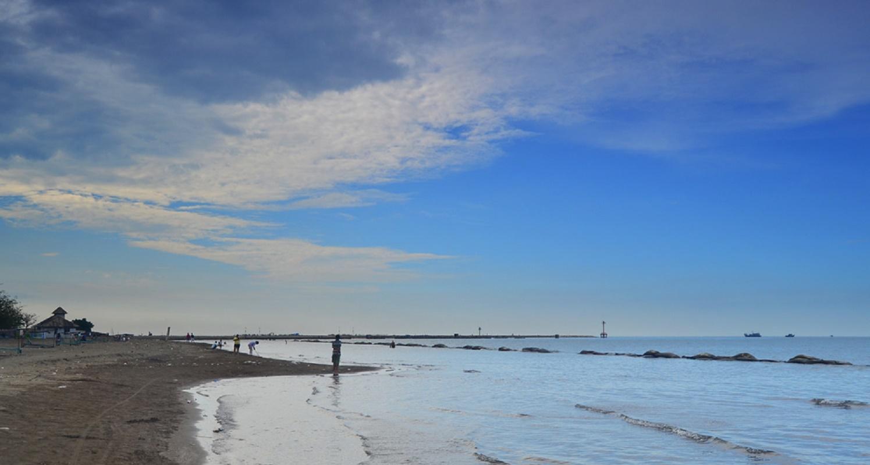 Pantai Singgadu Yang Cantik di Batang Jawa Tengah - Jawa Tengah