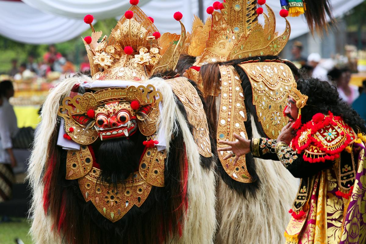 Paket Tour Bali Safari Park Tari Kecak Kintamani 3 Hari 2 Malam Trip 3h2m Barong Dance