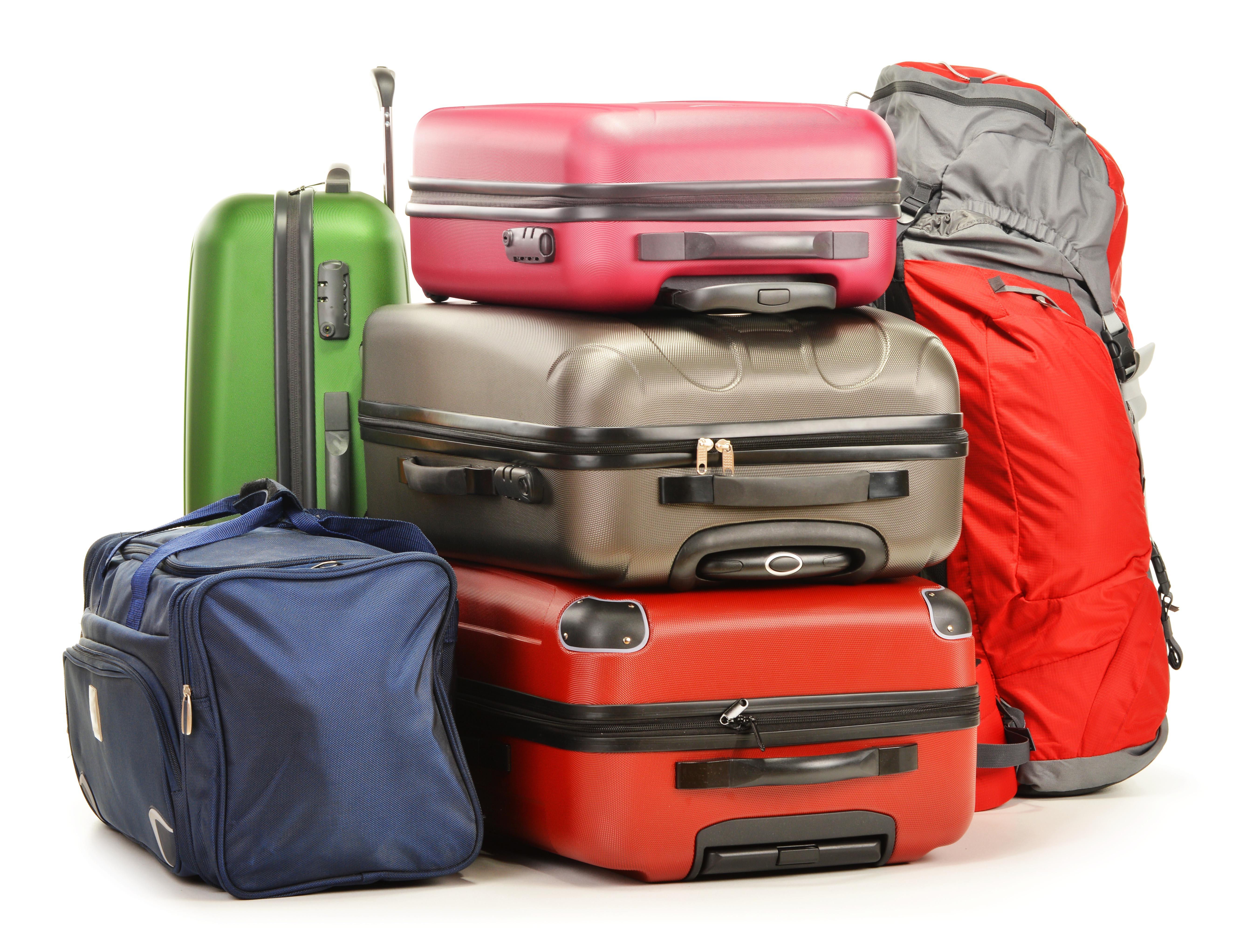 багаж чемодан картинки летчик