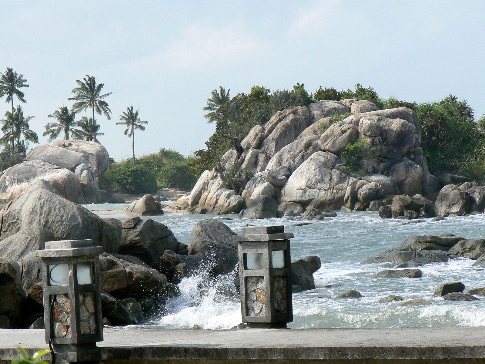 Pantai Parai Tenggiri, Sang Primadona dari Bangka Belitung