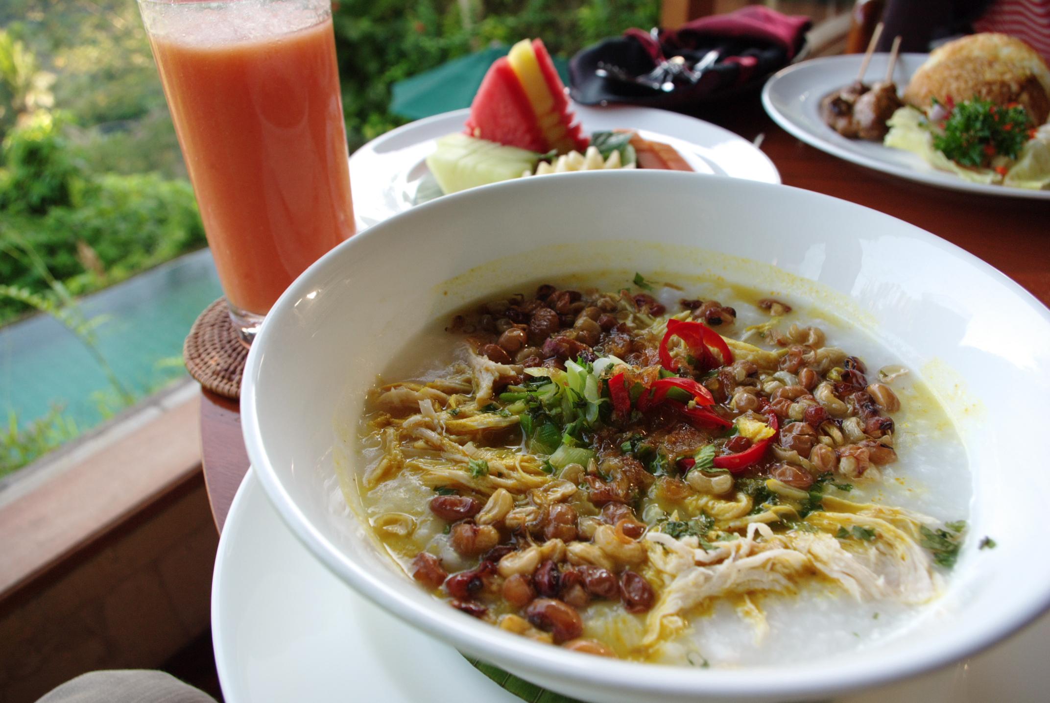 Bubur Mengguh Nikmatnya Menyantap Bubur Khas Bali Kuliner Bali